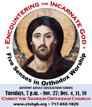 Advent Lecture Series 2018